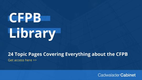 CFPB Library
